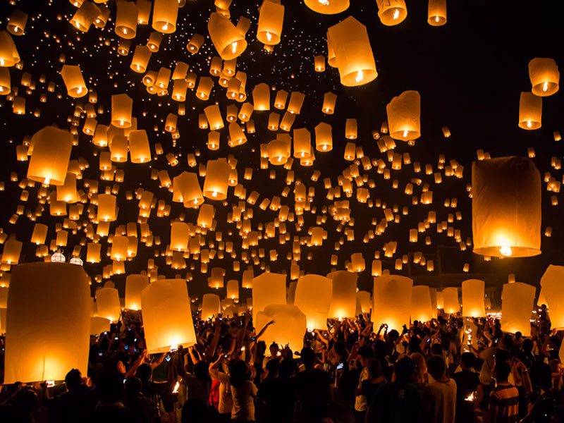 The Impact Of The Mourning Period In Thailand